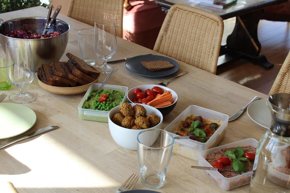 Lørdagsfrokost