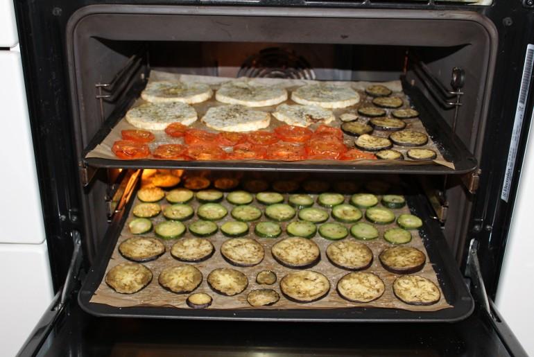 Færdigbagte grøntsager