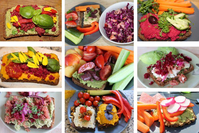 Vegansk hverdagsfrokost