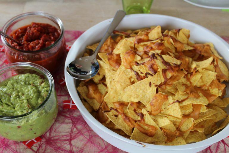 Veganske nachos