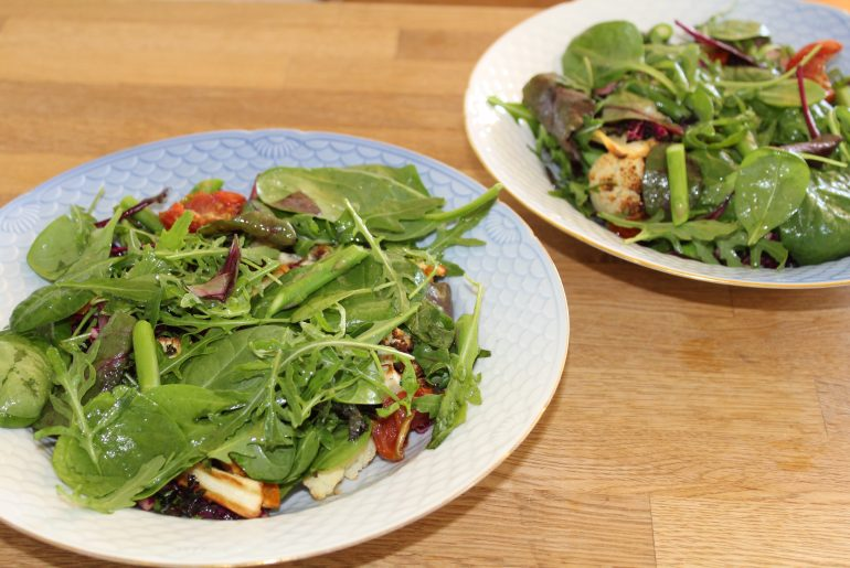 Tobbers salat