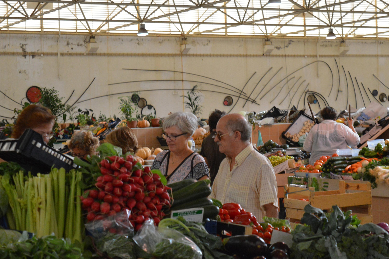 Grøntmarkedet, Tavira