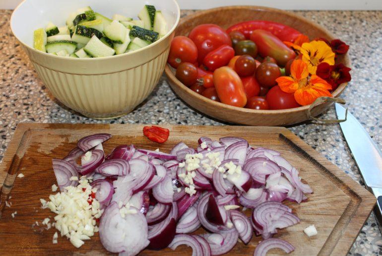 squash-tomattærte