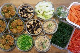 Frokost-food prepping til uge 8