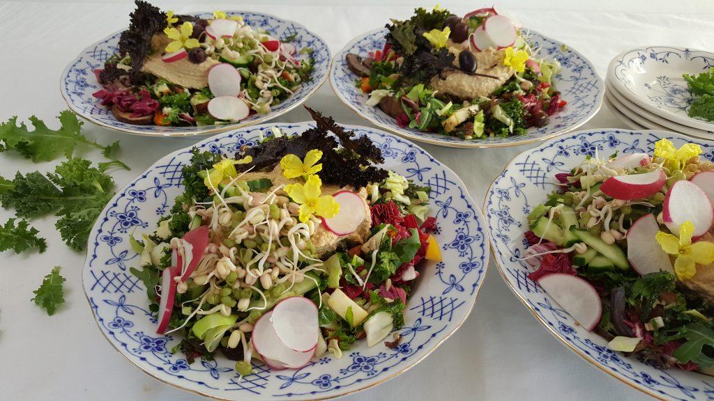 Salat a la Tobbers