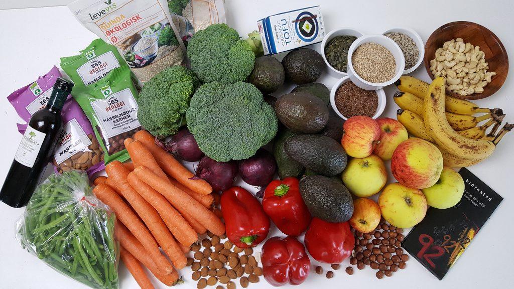 Mad med sunde fedtstoffer