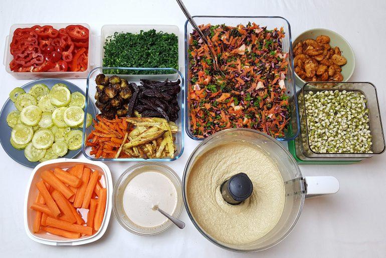 Foodpreppet aftensmad